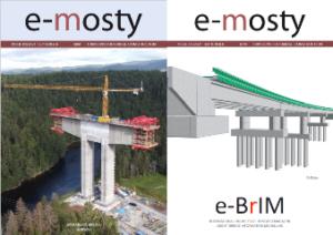 """BrIM. Caissons for Bridges. A """"zero"""" Edition of e-BrIM together with e-mosty magazine"""